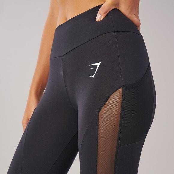 aaa6b94ef70986 Gymshark Pants   Sleek Aspire Crop Leggings   Poshmark